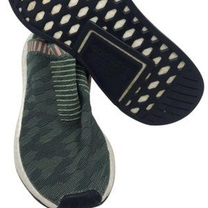 Adidas BOOST Green Sneakers Size: US 5.5